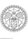 Disegni Da Colorare Mandala Animali 63 Disegni Da Colorare
