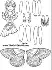 Laboratorio creativo bambola di fata