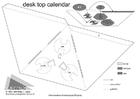 Laboratorio creativo calendario da tavolo parte 1