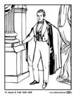 Disegno da colorare 11 James K. Polk