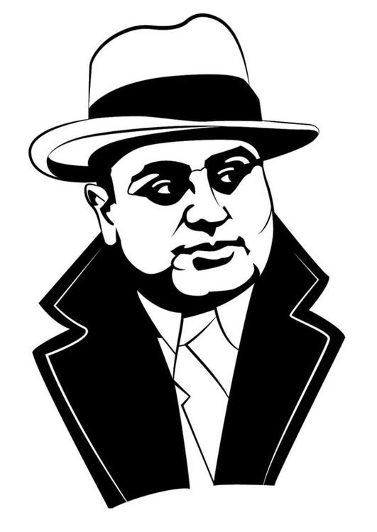 al capone and probation Born: january 17, 1899, brooklyn, new york died: january 25, 1947, palm island , florida nicknames: scarface, snorky, the big guy, big al.