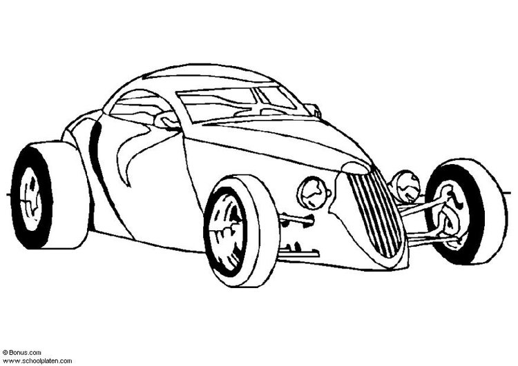 Disegno Da Colorare Aluma Coupe Cat 5434