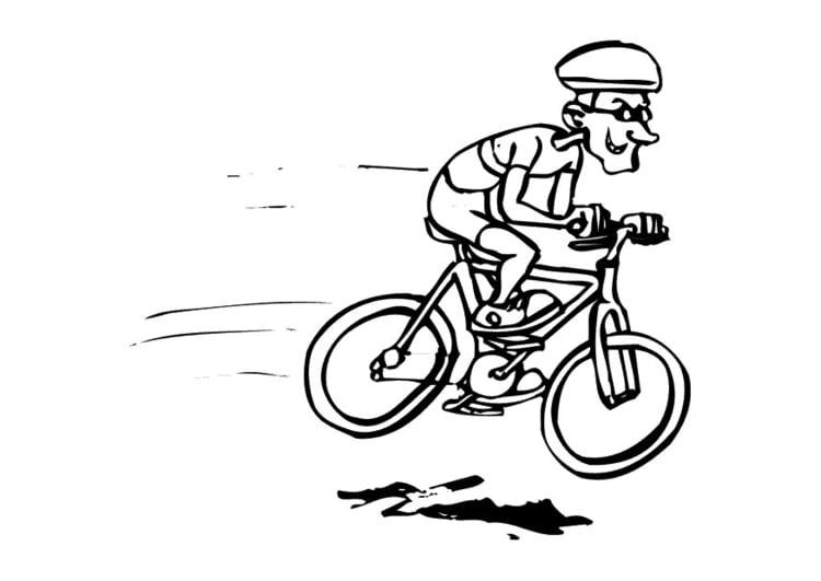 Bicicletta Disegno Da Colorare.32 Disegni Da Colorare Biciclette 2020 Disegni Da Colorare E