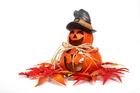 Disegno da colorare Autunno - Halloween