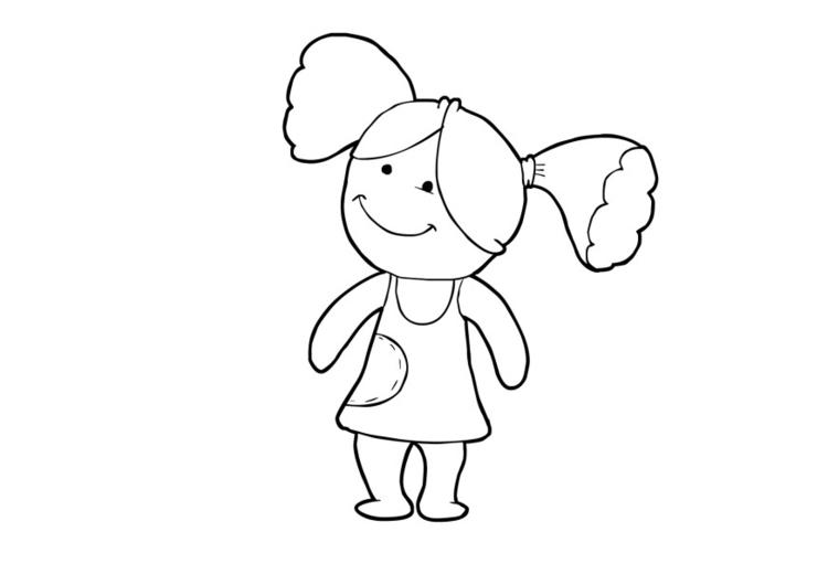 Disegni Da Colorare Bambole Pastoorvanarskijkduin