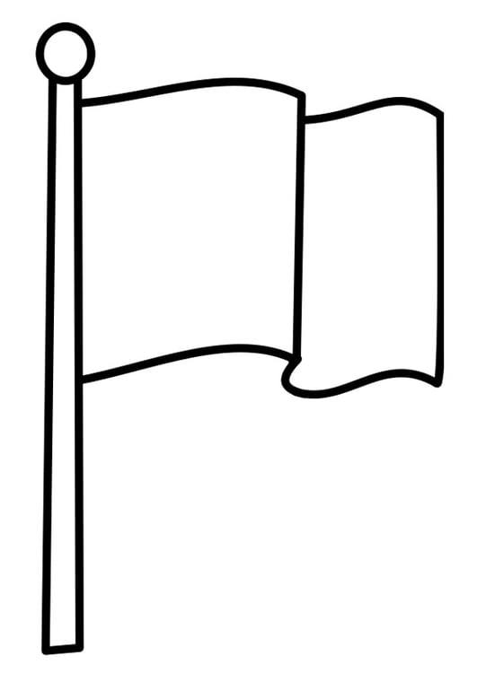 Disegno da colorare bandiera cat 22478 for Disegno giardino da colorare