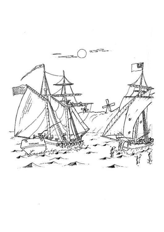 Disegni Navi Da Guerra Da Colorare.Disegno Da Colorare Battaglia Navale Disegni Da Colorare E