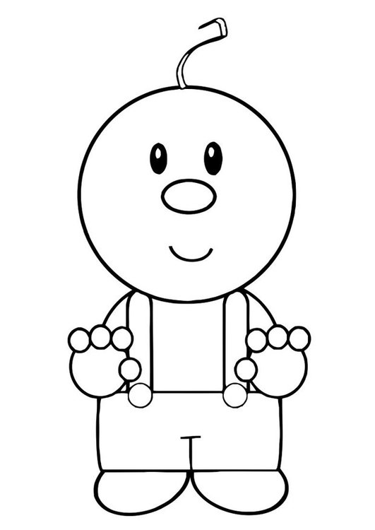 Disegno Da Colorare Bimbo Cat 28652 Images