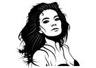 Disegno da colorare Björk