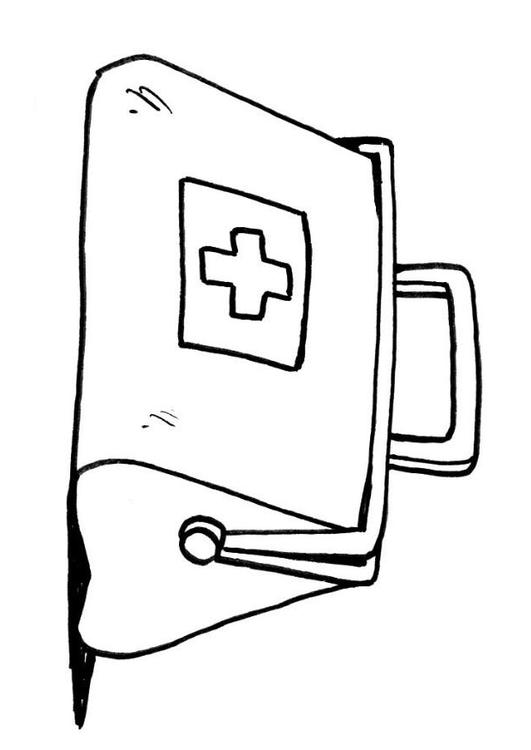 Vaccine Coloring Pages