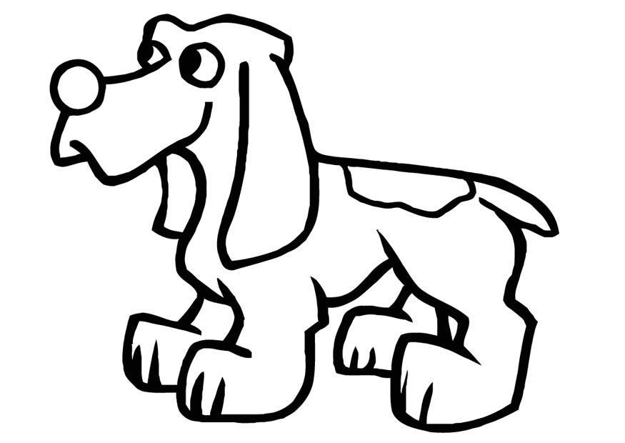 Disegno Da Colorare Cane Cat 16592 Images