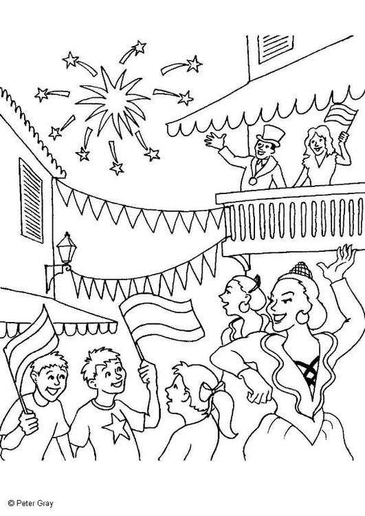 Disegno Da Colorare Carnevale Cat 6922