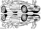 Disegno da colorare Chrysler prototipo