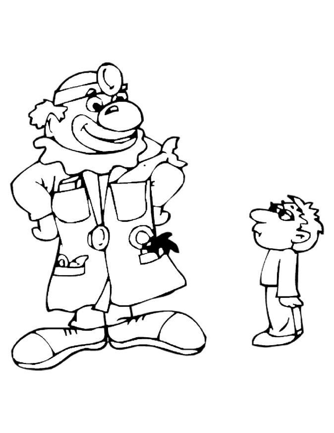 Disegno da colorare clown di corsia cat 10731 images for Immagini di clown da colorare