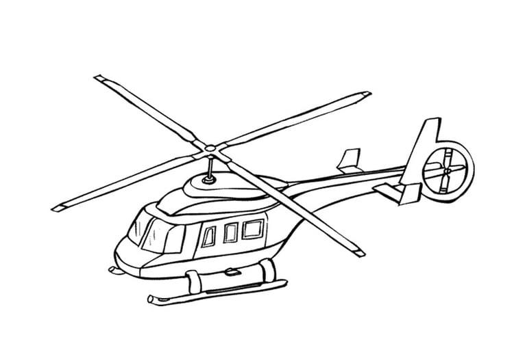 Risultati immagini per elicottero disegno