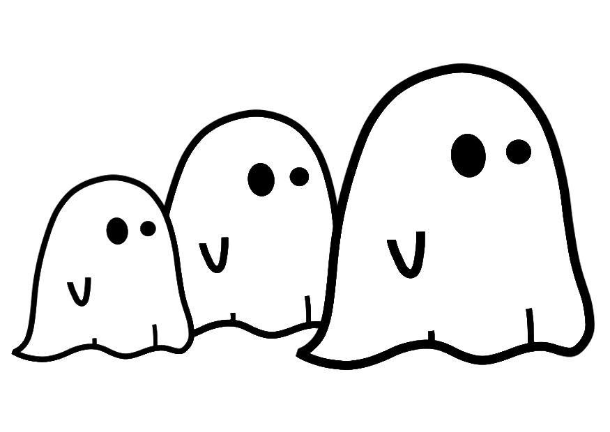 Disegno da colorare fantasmi cat 19674 for Fantasmi disegni da colorare
