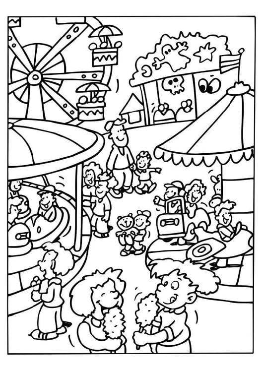 Disegno da colorare fiera cat 6514 for Sole disegno da colorare