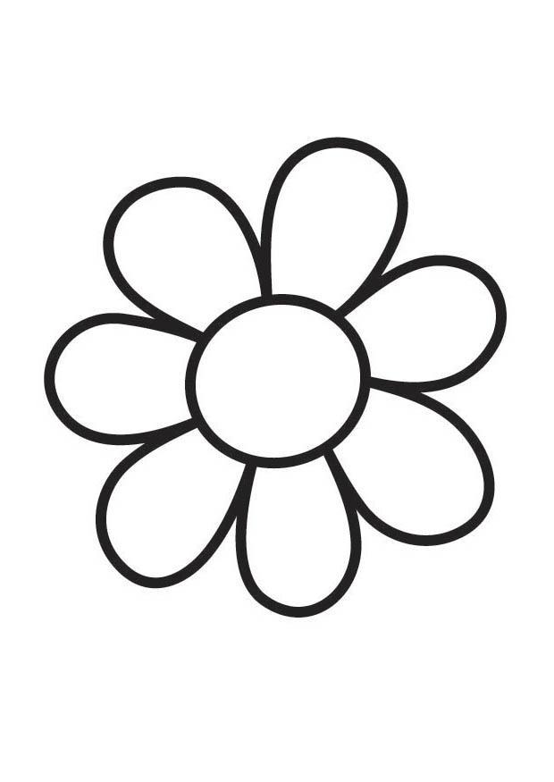 Disegno da colorare fiore cat 18357 for Disegno giardino da colorare