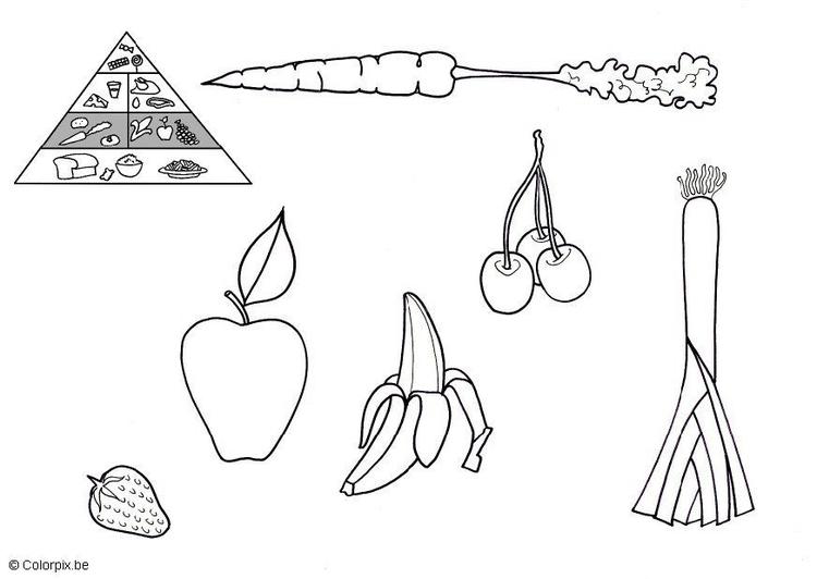 Disegno Da Colorare Frutta E Verdura Disegni Da Colorare E Stampare Gratis Imm 6828