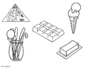 Disegno Da Colorare Piramide Alimentare Cat 5691