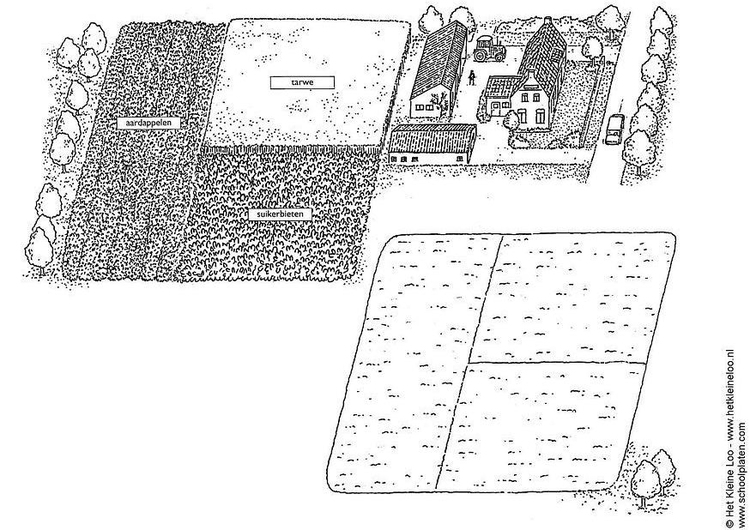 Disegno Da Colorare Impresa Agricola Cat 3720