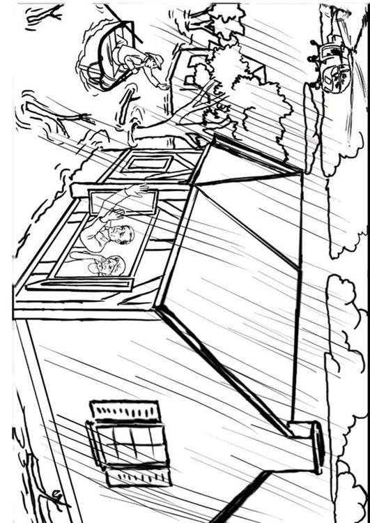 subway surfer coloring pages - photo#20