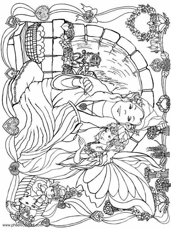 Disegno da colorare la fabbrica dei cuori cat 6104 for Disegni da colorare dei cuori