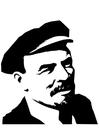 Disegno da colorare Lenin