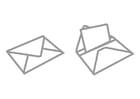 Disegno da colorare lettera