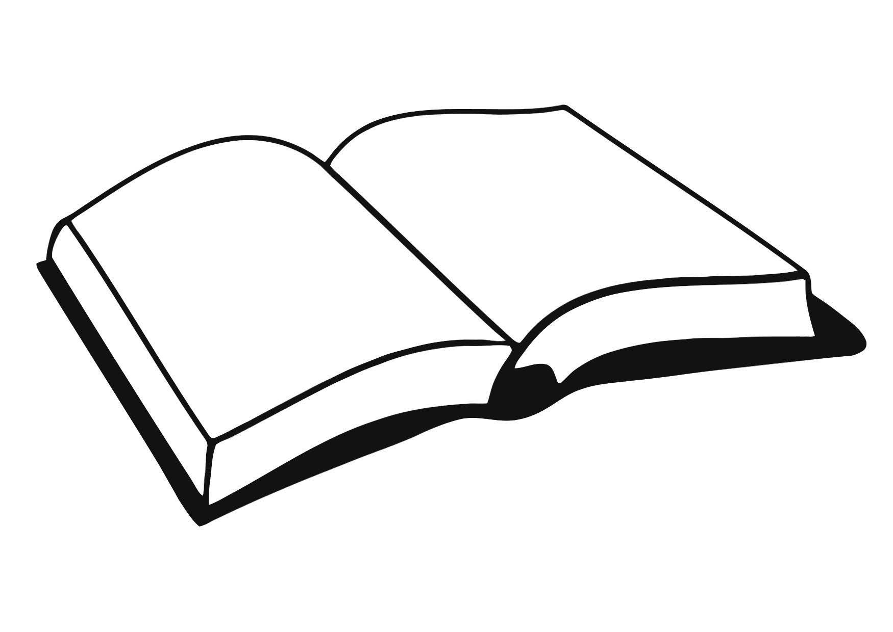 Disegno Da Colorare Libro Cat 11433