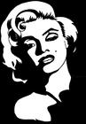 Disegno da colorare Marilyn Monroe