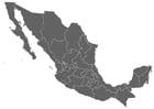 Disegno da colorare Messico