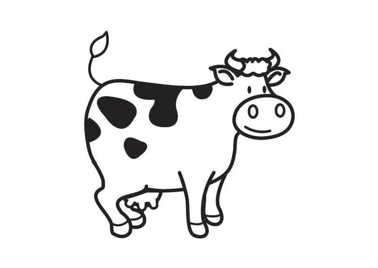 17 Disegni Da Colorare Allevamento Mucche Da Latte Disegni Da Colorare E Stampare Gratis
