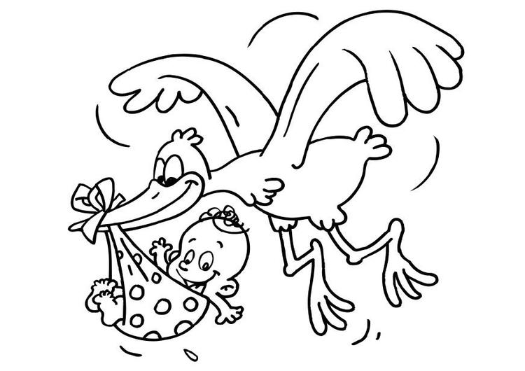 Disegno da colorare nascita cat 11900 for Disegno pesciolino da colorare