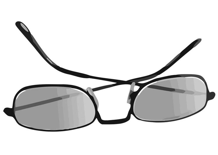 Disegno Da Colorare Occhiali Da Sole Cat 19417