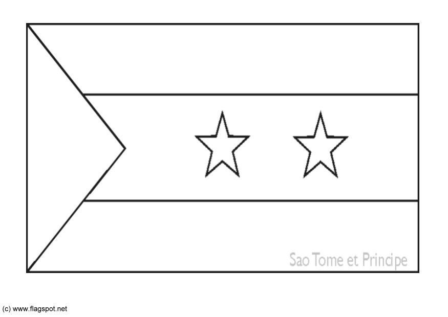 bandeira de coloring pages - photo#12
