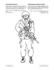 Disegno da colorare soldato candese oggi