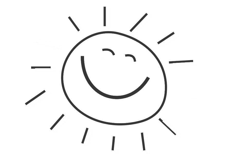 Disegno da colorare sole cat 28471 for Sole disegno da colorare