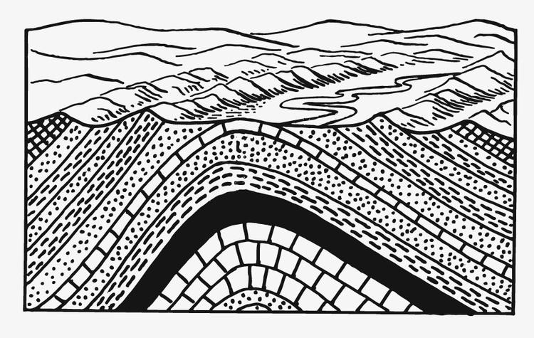 Disegno da colorare strati della terra cat 13214 images for Disegno terra da colorare