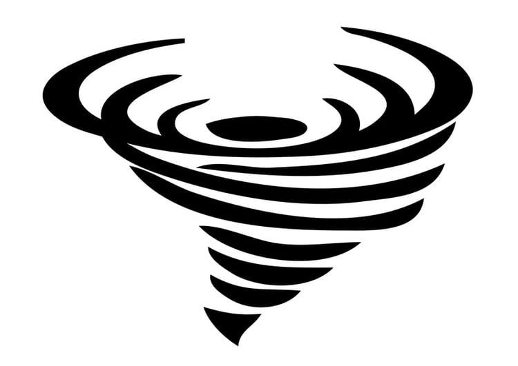 Disegno Da Colorare Tornado Cat 29243