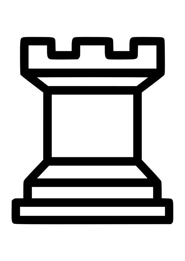 Disegno Da Colorare Torre Disegni Da Colorare E Stampare Gratis Imm 25866