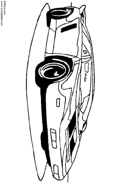 Disegno Da Colorare Vector Cat 5445