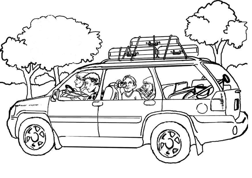 Cars Mac Kleurplaat Disegno Da Colorare Viaggio In Macchina Cat 8050 Images