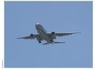 Foto aereo in decollo