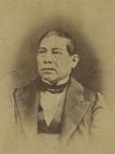 Foto Banito Juarez - 1868 ca.