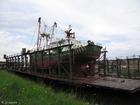 Foto barca in banchina