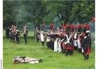 Foto battaglia di Waterloo