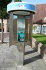 Foto cabina telefonica in Belgio