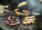 Foto carne alla griglia