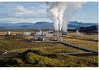 Foto centrale geotermica